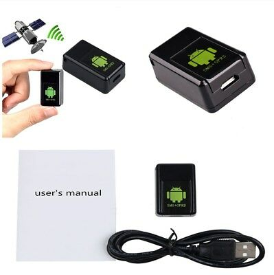 Real-time GPS Locator Tracker Listening Device GSM GPRS Network for Car Vehicle