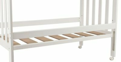 Childcare Ml Accessory Cot Bed Rails (White) Free Shipping!