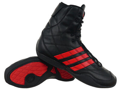 adidas Performance Magyar High Youth Boxing Kids Shoes Wrestling Trainers Boots