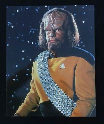 Mixed Star Trek - 9 Post Cards -  From Crystal Craft (Gold Coast) - 1990's