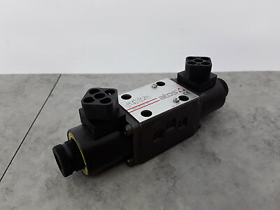 Atos Hydraulic CETOP 3 (Ng6) 3 Position Directional Valve DHI-0713-23 110V