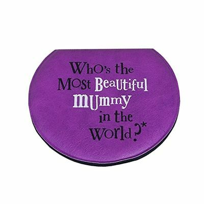 The Bright Side Travel Mirror -Who's the most beautiful mummy. Mother's Day Gift