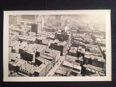 7/7/30 Old Buildings from 111 Dohm St Manhattan NYC Vintage Original Photo T53