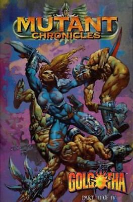 Acclaim Comics Mutant Chronicles Comic Mutant Chronicles #3 - Golgotha #3 NM