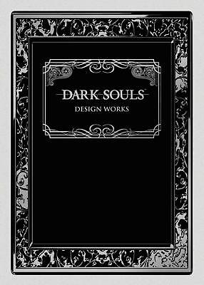 Dark Souls: Design Works by From Software (English) Hardcover Book Free Shipping