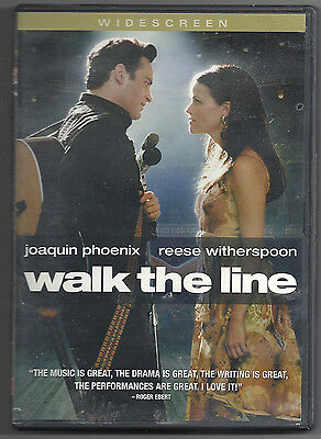 Walk The Line (Widescreen 1 Disc) Joaquin Phoenix 20th Century Fox 2006