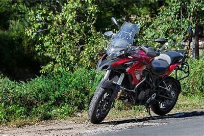 Benelli Trk 502 Adventure Stunning Styling And Now With 24 Months 0% Finance