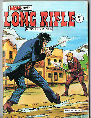#  LONG RIFLE n°4 ¤ 1978 MON JOURNAL