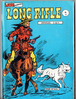 #  LONG RIFLE n°5 ¤ 1978 MON JOURNAL