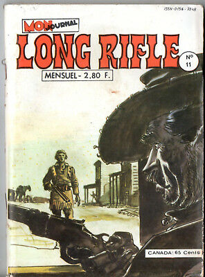#  LONG RIFLE n°11 ¤ 1978 MON JOURNAL