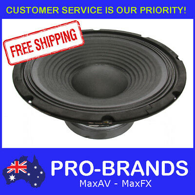 "12"" 300WRMS 4 Ohms PA DJ Speaker Subwoofer Sub Driver 12 Inch Quality Woofer"
