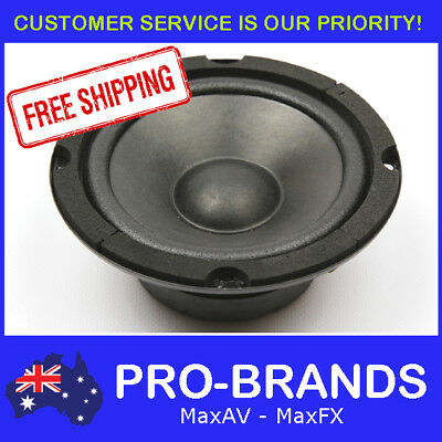 "5.5"" 30WRMS 8 Ohms PA DJ Speaker Subwoofer Sub Driver 5.5 Inch Quality Woofer"
