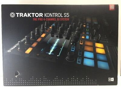 "(New) Native Instruments Traktor Kontrol S5 ""Party Rocker"""