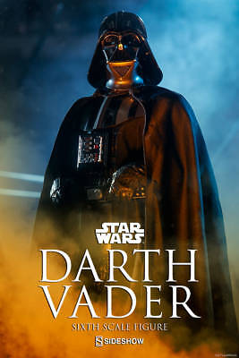Sideshow Darth Vader 1/6 Sixth Scale Star Wars Return of the Jedi  #1000763