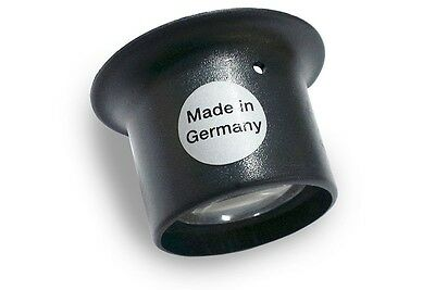 ESCHENBACH 10X Watchmakers , stone Loupe Magnifier Brand New 1124110