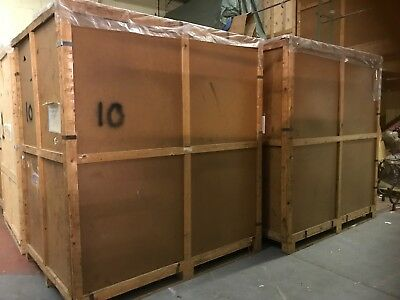Removals Wooden Storage Containers 250Cube (55 Available)