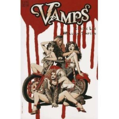 Vertigo Horror Comic Vamps SC EX