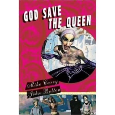 Vertigo Fantasy Comic God Save the Queen HC NM