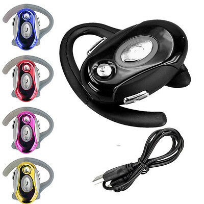 Wireless Bluetooth Headset Business Handsfree Earphone For Motorola New Vogue US