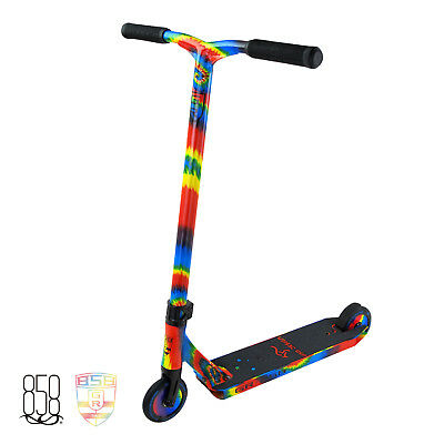 NEW Ride 858 GR PRO SCOOTER COMPLETE  - TIE DYE