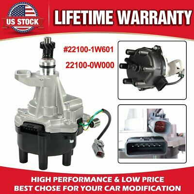 New Ignition Distributor For Nissan Frontier Xterra QX4 Pathfinder Quest 3.3L V6