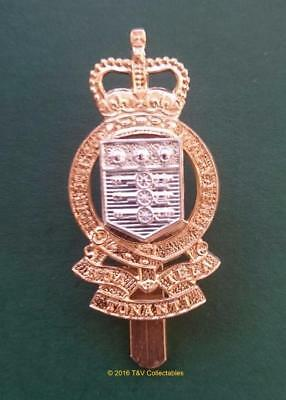 Royal Army Ordnance Corps (Raoc) Cap Badge