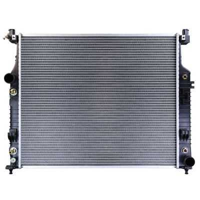 New Cooling Aluminum Radiator Assembly fits 06-07 Mercedes-Benz ML350 ML500 R350