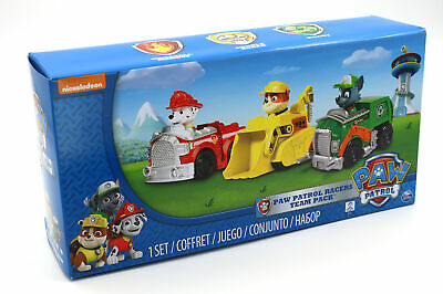 Spin Master Paw Patrol Rescue Racers 3-er Pack Version 1