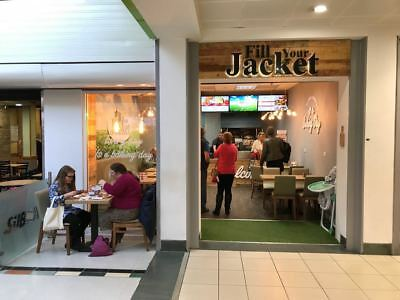 Fantastic Ready To Go Food Retail Business For Sale 'Fill Your Jacket'