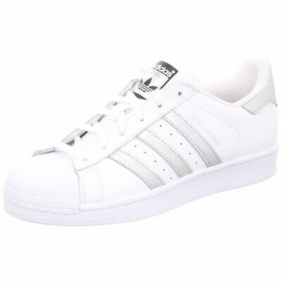 AQ3091 WeißSilber SUPERSTAR Sneaker ADIDAS ORIGINALS Damen m0ON8nvw