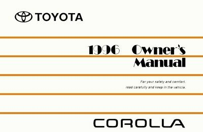 2013 toyota tundra owners manual user guide reference operator book rh picclick com 1996 toyota corolla repair manual free download 1996 toyota corolla repair manual pdf download
