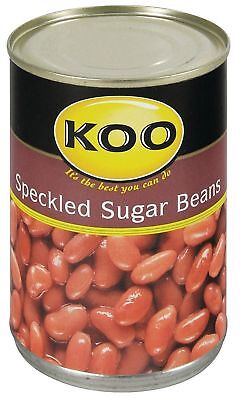Koo - Speckled Sugar Beans - 410g Can