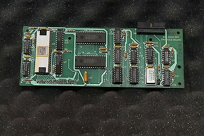 Hurco Ultimax Graphics Board 41-0220-001