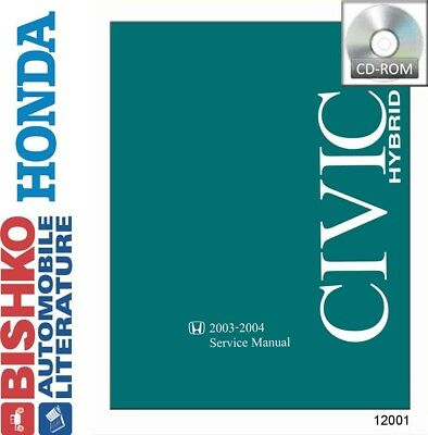 2001 2002 honda civic shop service repair manual cd engine rh picclick com Honda Civic Si Vtec 2013 Honda Civic Owners Manual