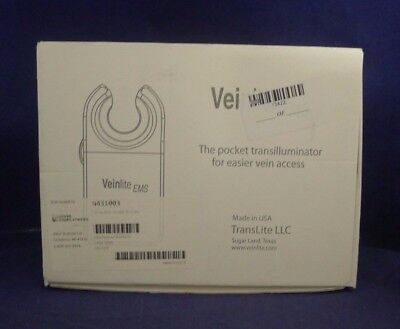 TransLite Veinlite EMS The Pocket Transilluminator NEW