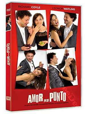 The Food Guide to Love NEW PAL Cult DVD Dominic Harari R. Coyle L. Watling Spain