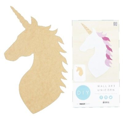 NEW Kaisercraft Unicorn Wall Art By Spotlight