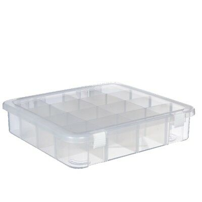 NEW Francheville Storage Box With Dividers By Spotlight