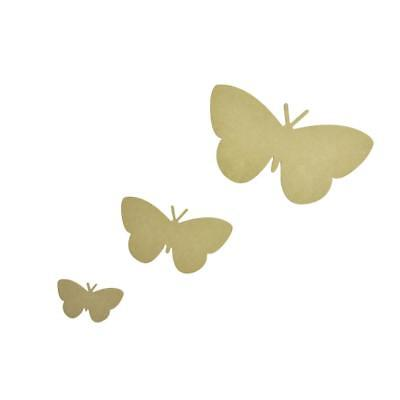 NEW Kaisercraft Beyond The Page Butterfly Wall Art By Spotlight