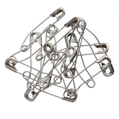 NEW Birch Safety Pins Quilters Curved 100 Pack By Spotlight