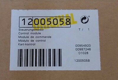 BOSCH 12005058 Control module for ice maker - Freezer US variants NEW
