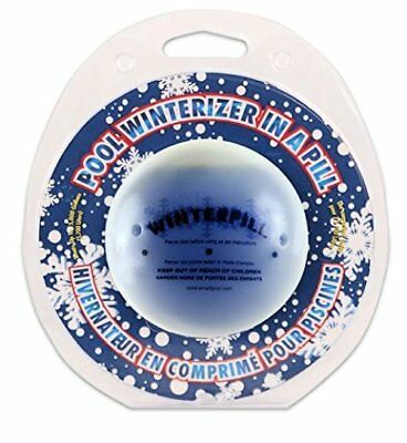 SeaKlear AquaPill WinterPill Swimming Pool Winterizer Pill