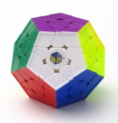 YuXin Little magic 3x3x3 Megaminx Gigaminx Twisty Puzzle Magic Cube Funny Toys