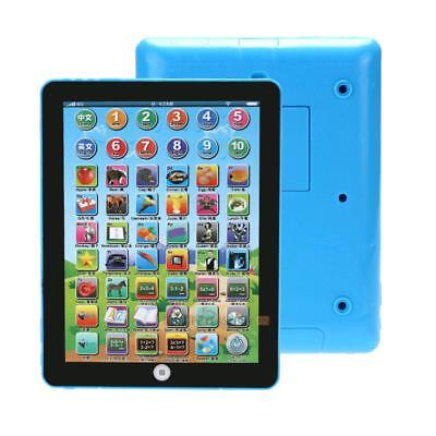 Electric Tablet Baby Kids Simulator Music Phone Touch Screen Kid Educational Toy