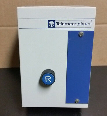 NEW Telemecanique DTCM-0170-STD 3-Phase Combination Starter