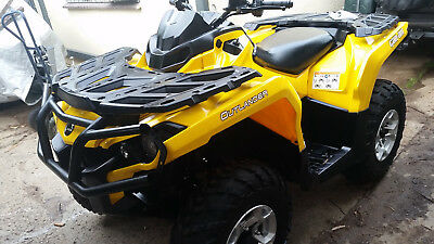 Can-am Outlander 500 quad bike