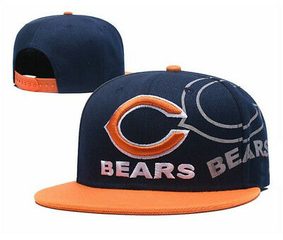 Chicago Bears NFL Team Snapback Cap adjustable snap back 2018