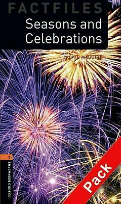 Oxford Bookworms Library Factfiles: Level 2:: Seasons and Celebrations audio CD
