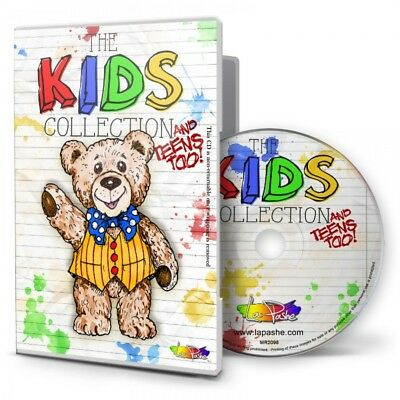 THE KIDS COLLECTION and TEENS TOO!  CD by La Pashe -Print 100+ Different Designs