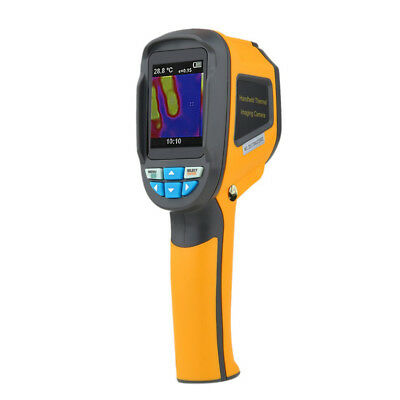 Precision Protable Thermal Imaging Camera Infrared Thermometer Imager HT-02 GG